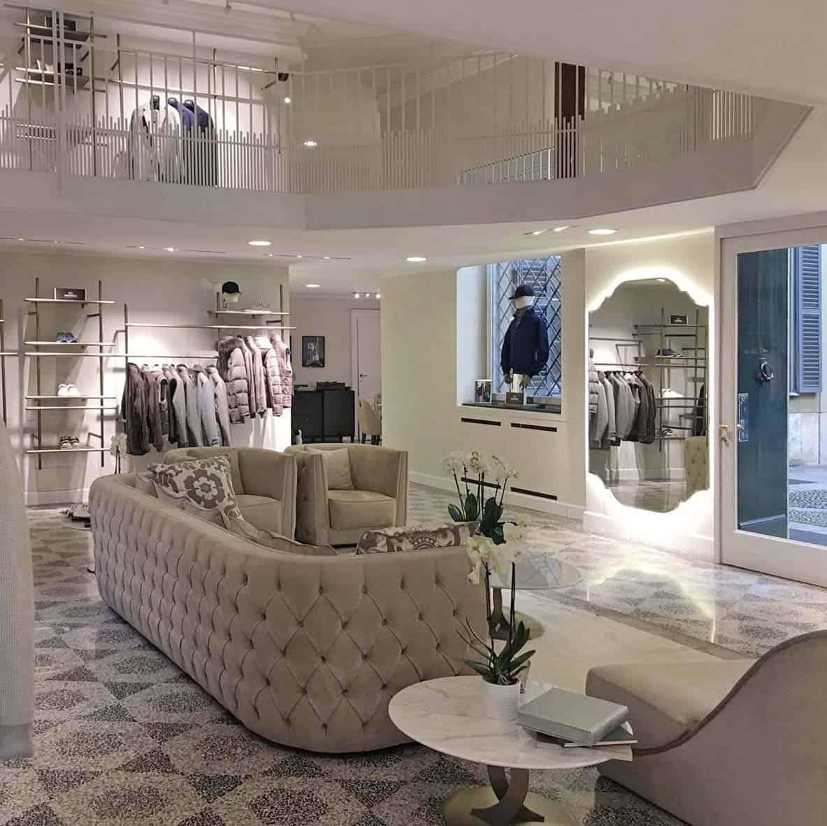 Mandelli showroom