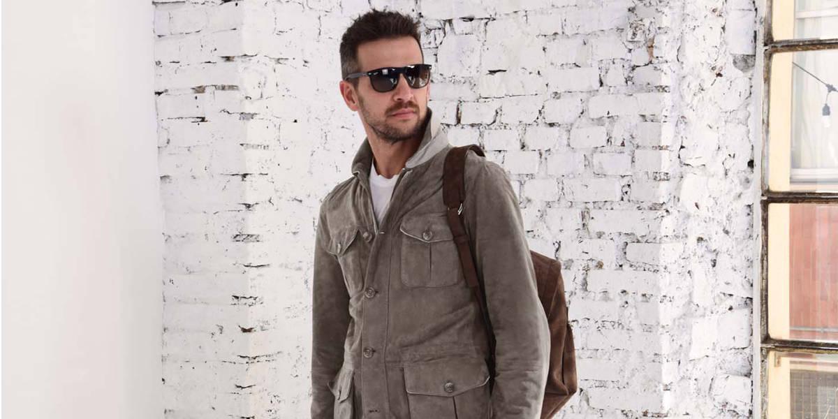 I must have dell'abbigliamento casual maschile: il blouson di jersey, l'aviatore e la field jacket